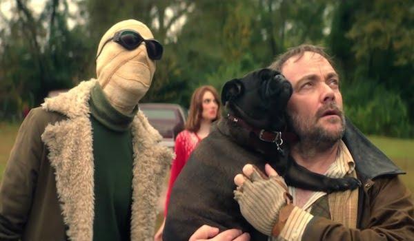 Doom Patrol Season 1 Episode 5 Paw Patrol Tv Show Trailer Dc