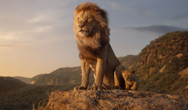 the lion king  2019  movie trailer 2  simba meets usurper