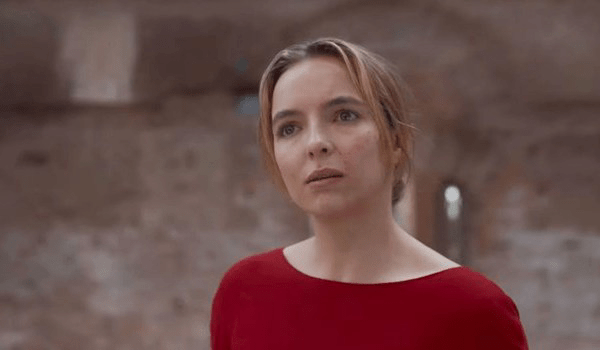 Jodie Comer Killing Eve You're Mine