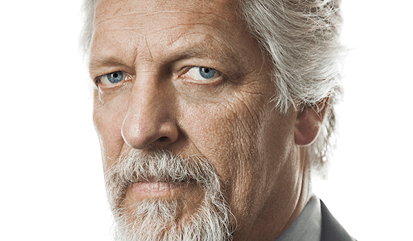 Clancy Brown Side Profile