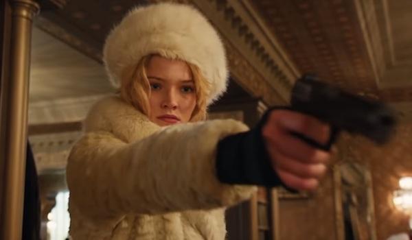 ANNA (2019) International Movie Trailer 2: Sasha Luss is One