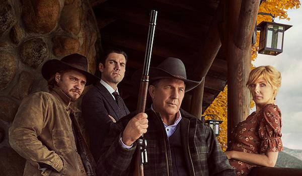 Yellowstone Season 2 TV Show Poster Paramount Network