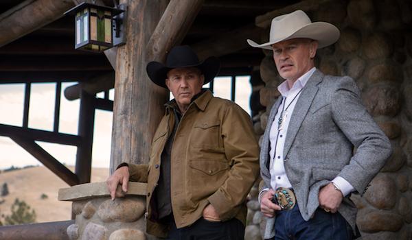 Kevin Costner Neal McDonough Yellowstone Season 2