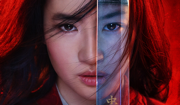 2020 Movie Posters: MULAN (2020) Teaser Trailer: Yifei Liu Takes Her Father's