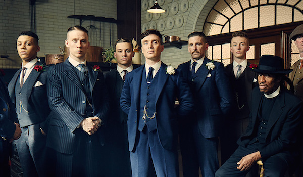 PEAKY BLINDERS: Season 5 TV Show Trailer: Crime Boss Cillian