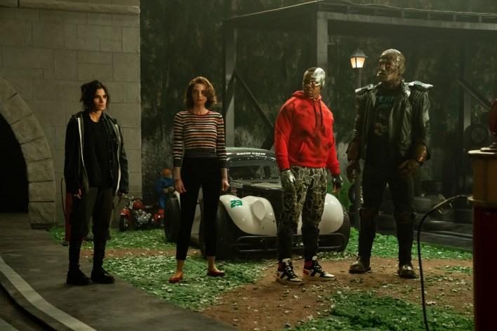 Doom Patrol Season 2 Tv Show Trailer 2 Photos The Misfits