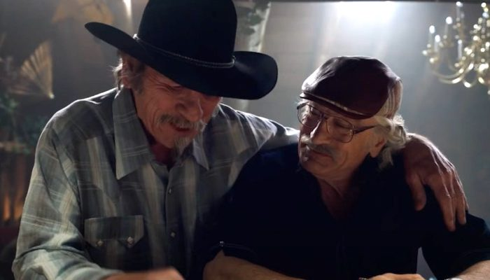 The Comeback Trail 2020 Movie Trailer Film Producer Robert De Niro Wants Tommy Lee Jones Dead For The Insurance Money Filmbook
