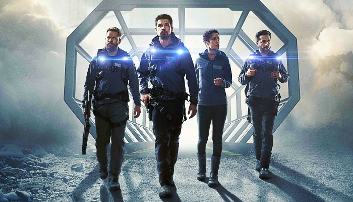 THE EXPANSE: Season 5 TV Show Trailer & 2020 NYCC Cast Interview Video: Humans Search for New Home Worlds [Amazon]