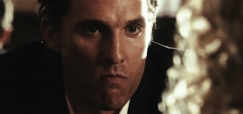 Matthew McConaughey, The Lincoln Lawyer, 2011