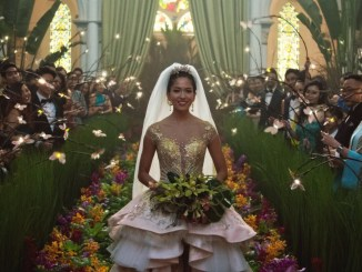 Crazy Rich Asians - Romance, comedy, drama, film review