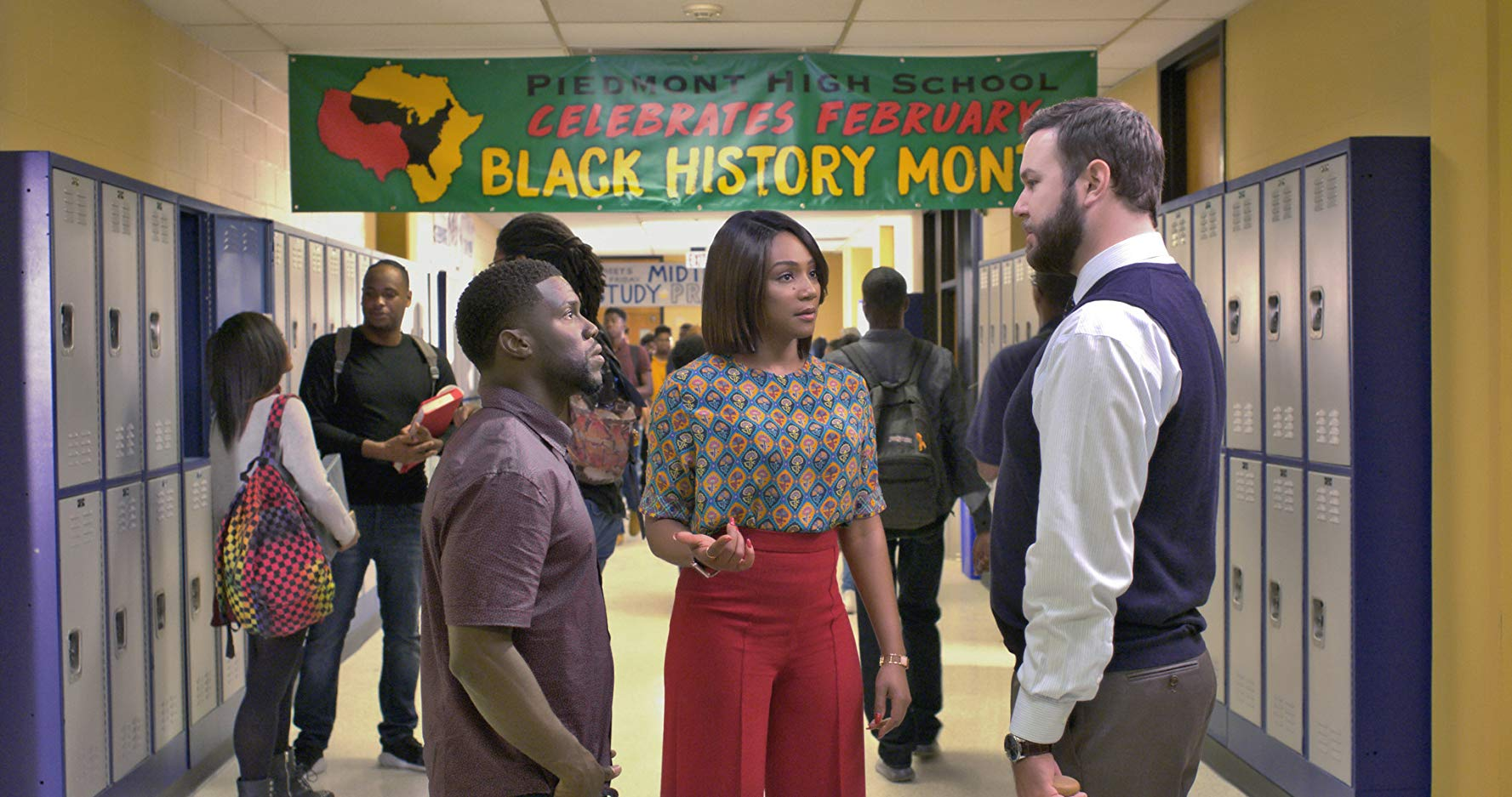 Night School film review; Kevin Hart, comedy