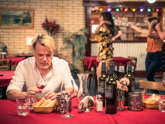 Film Review: The Flip Side; comedy, drama, film review, Eddie Izzard