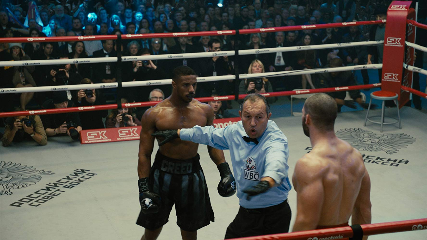 Creed II film review; Rocky, boxing, sports, Michael B. Jordan