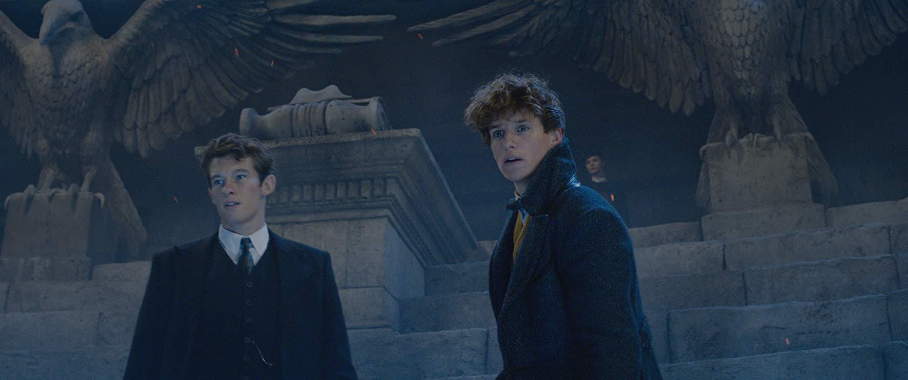 Fantastic Beasts: The Crimes of Grindelwald film review; Harry Potter, Eddie Redmayne, Jude Law, Johnny Depp