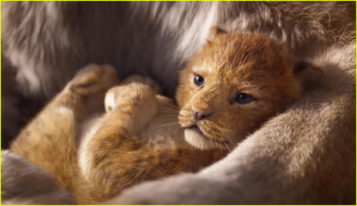 The Lion King 2019 trailer breakdown review; Disney, animated, CGI, reboot