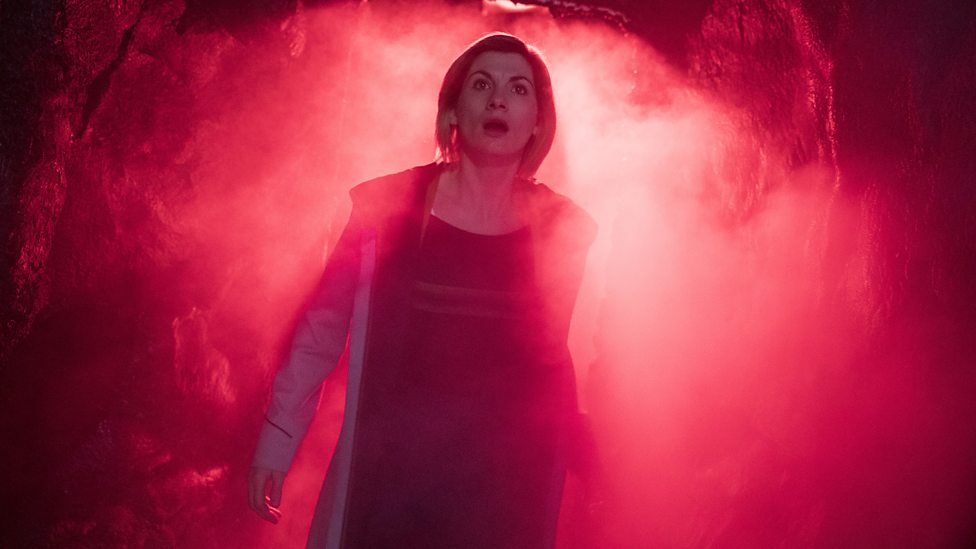 Doctor Who Series 11, Episode 9 It Takes You Away television review; s11e09, sci-fi, Jodie Whittaker