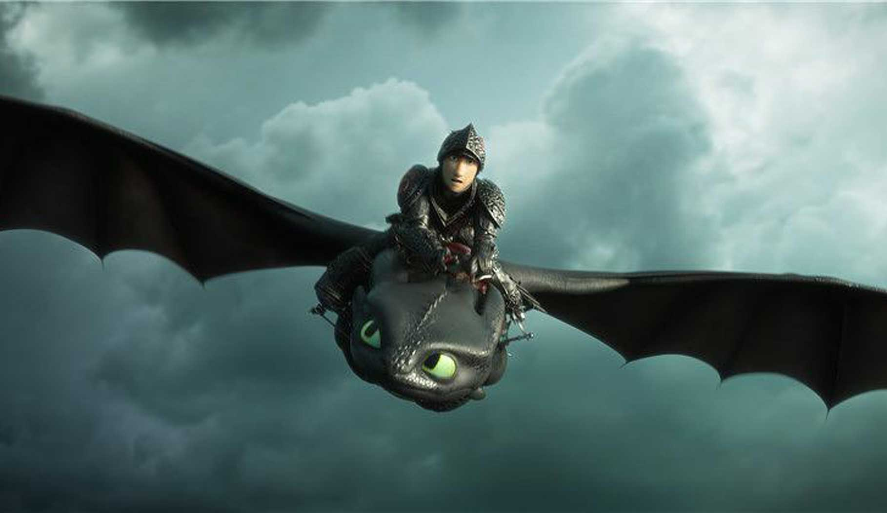 how to train your dragon 3 the hidden world review; dreamworks