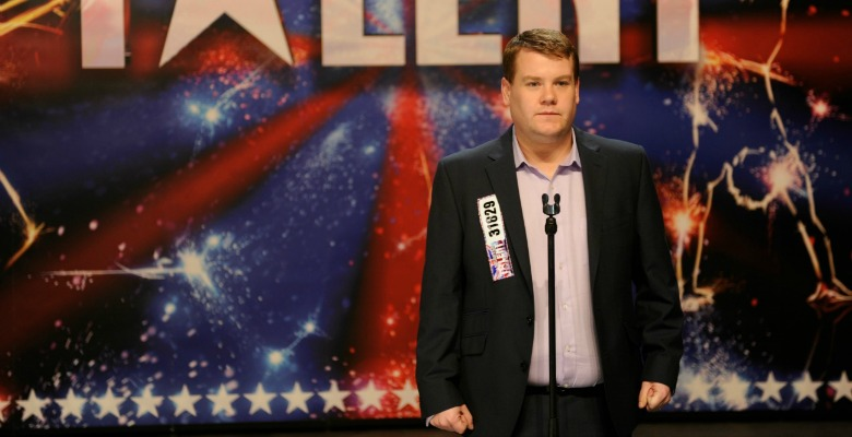 JAMES CORDEN stars in ONE CHANCE