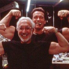 Fota dnia – Winston & Schwarzenegger