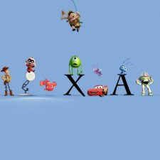 PIXAR – ranking filmów