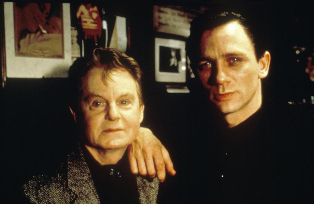 Derek Jacobi, Daniel Craig / Love Is the Devil: Study for a Portrait of Francis Bacon (1998)
