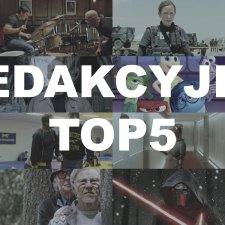 Redakcyjne TOP5 – osobiste listy najlepszych filmów 2015 roku