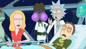 Rick y Morty: 2×8