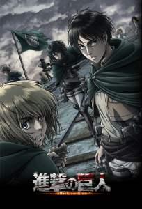 Ataque a los Titanes: Temporada 1