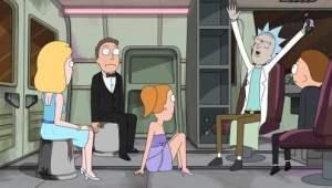 Rick y Morty: 2×10