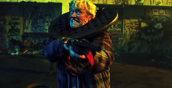 FrightFest Special: Ben Simpson on Hobo with a Shotgun (2/4)
