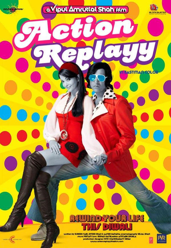 Aishwarya Rai's Action Replayy Posters Stills   Actress ...