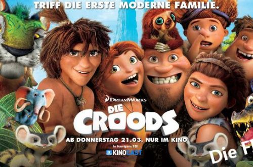 Croods - Filmkritik