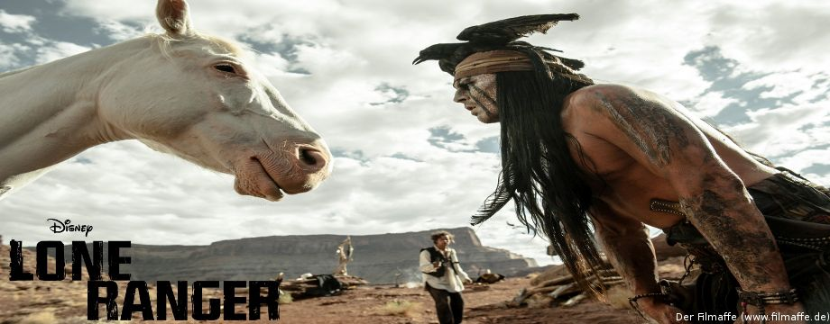 the lone ranger - Filmkritik