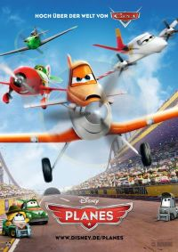 Planes - Poster