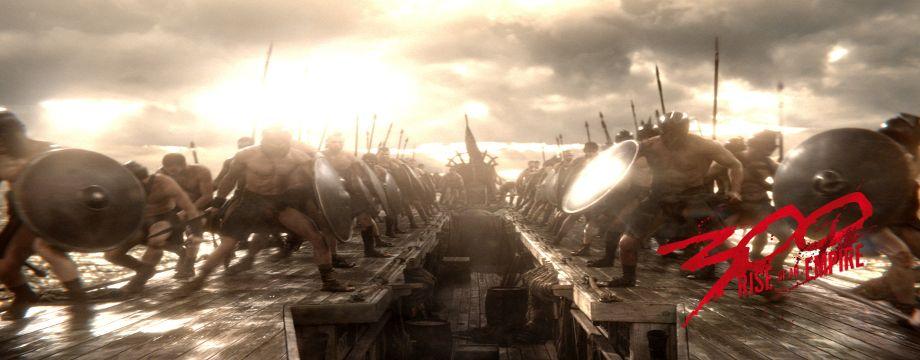 300 Rise of an empire - Filmkritik