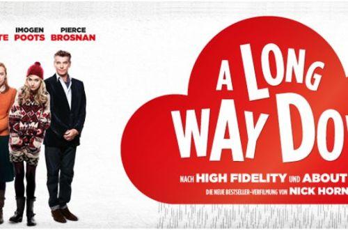 a long way down - Filmkritik