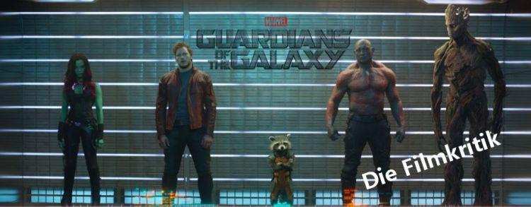Guardians of the Galaxy - Filmkritik