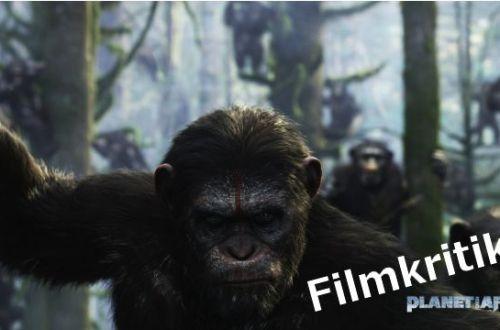 Planet der Affe Revolution - Filmkritik