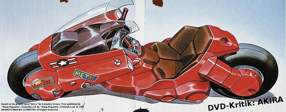 Akira - Filmkritik