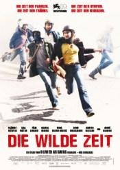Die wilde Zeit_Poster