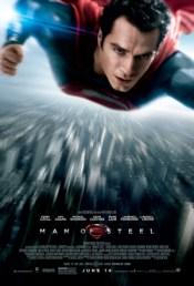 Man of steel_poster