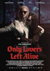 only lovers left alive_poster