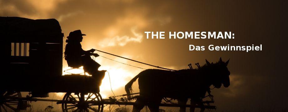 The Homesman - Gewinnspiel