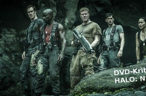 Halo nightfall - FIlmkritik