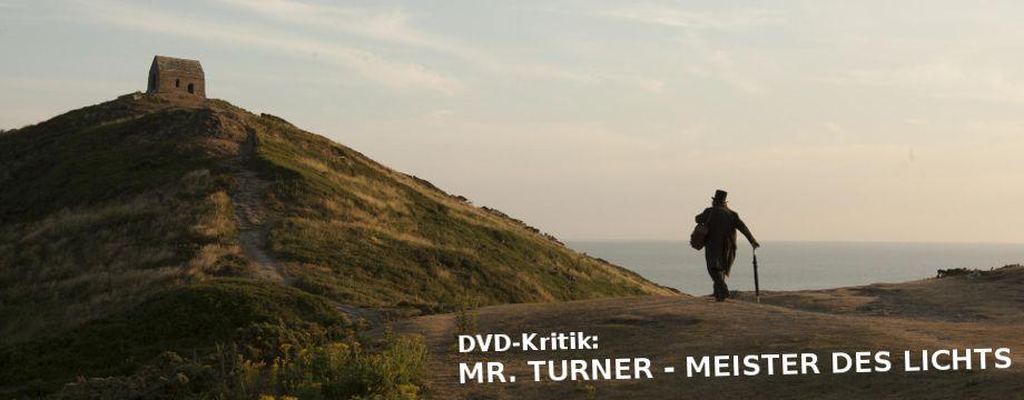 Mr. Turner - Filmkritik