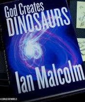 Jurassic World_Ian Malcolm