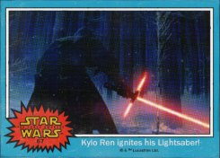 STAR WARS - Trading Card 07