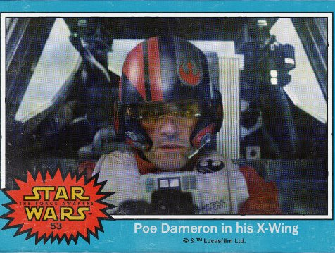 STAR WARS - Trading Card 08