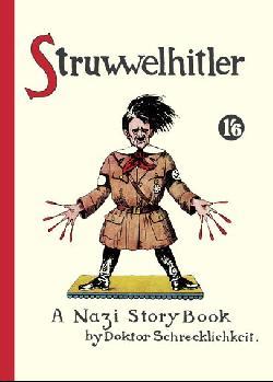 Struwelhitler_Buch-Cober_Autorenhaus Verlag