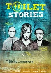 Filmpkatatmotiv zum Spielfilm Toilet Stories